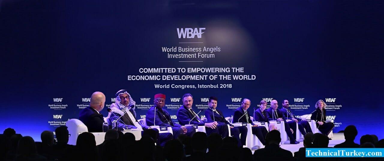 WBAF 'nin Milyar Dolarlık Melek Yatırımcıları İstanbul'a Geliyor