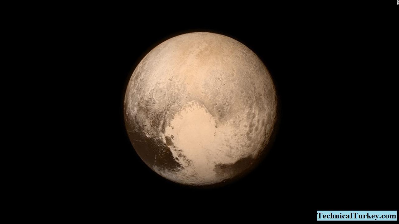 Plüton 'un Buzlu Kabuğunun Altında Bir Okyanus Olabilir