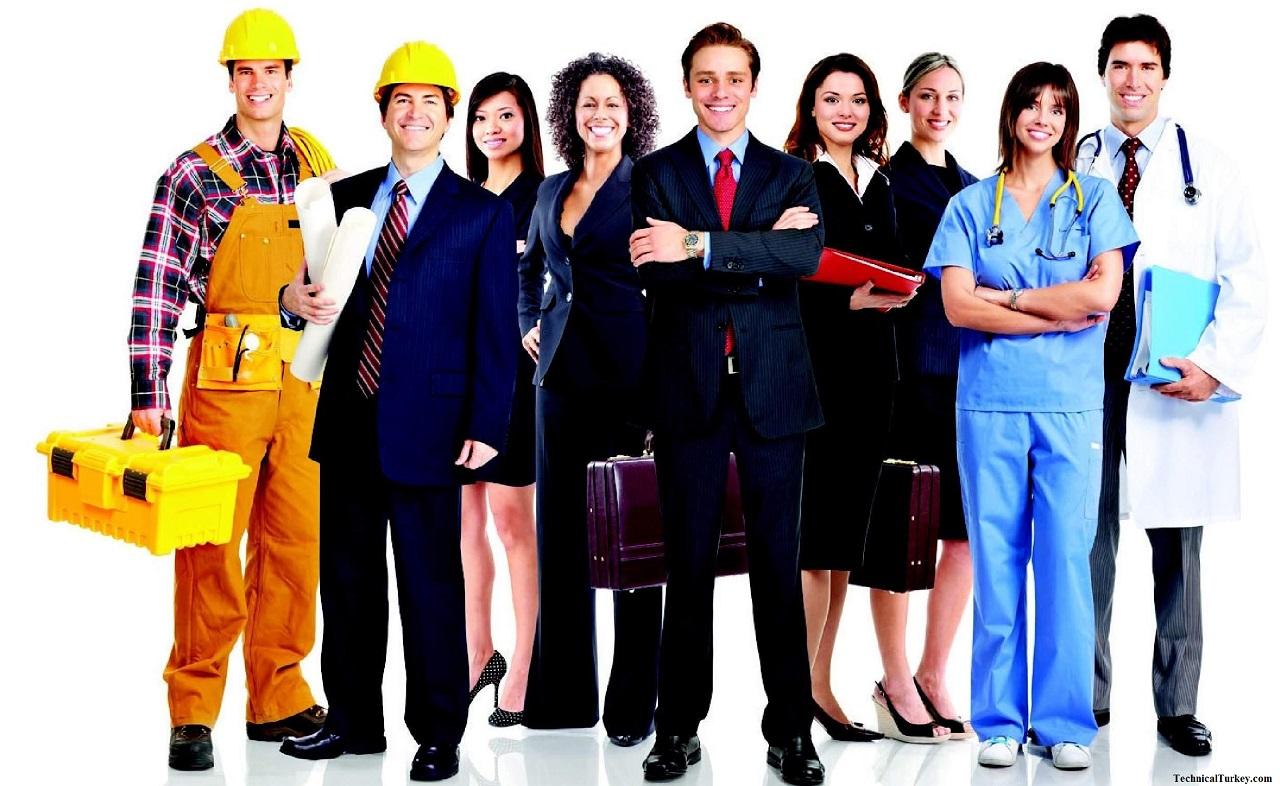 2025'ten Sonra En Fazla İş İmkanı Sağlayacak Meslekler